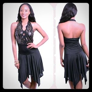 b2216be2fa Dresses   Skirts - Black silver dress